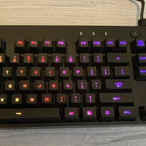 Logitech Mechanical Gaming Keyboard for Sale in San Diego, CA