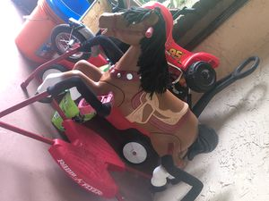 Riding Toy Horse for Sale in Kissimmee, FL