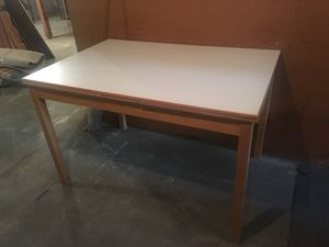 Dining table seats 2-8 for Sale in Seattle, WA