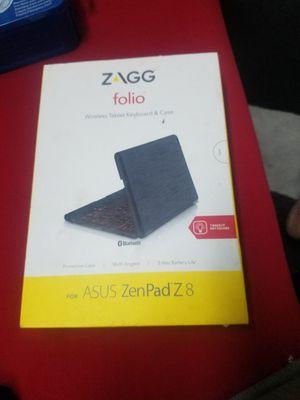 ZAGG folio wireless tablet keyboard case for Sale in Hawthorne, CA