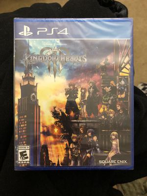 Kingdom Hearts 3 for PlayStation 4 (2019) for Sale in Federal Way, WA