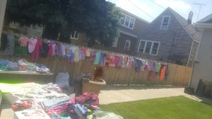 Garage sale lots of babies kids clothes boys and girls!! for Sale in Cicero, IL