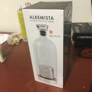 Alkemista: Alcohol Infusion Vessel for Sale in Houston, TX