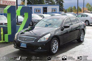2011 INFINITI G37 Sedan for Sale in Everett,  WA