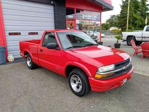 2001 Chevrolet S-10 for Sale in TACOMA, WA