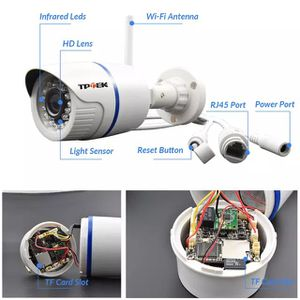 Tptek outside security camera for Sale in Parkersburg, WV