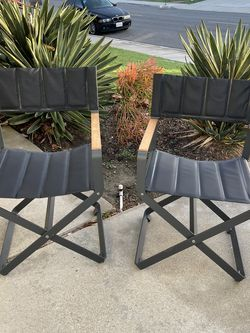 Director Chairs (outfdoor) for Sale in Costa Mesa,  CA