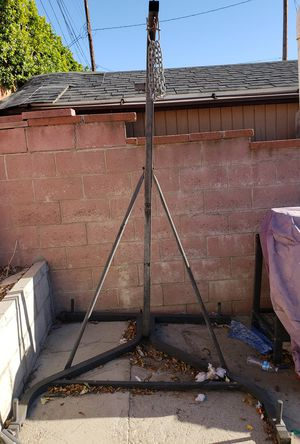 Heavy Bag Stand for Sale in Los Angeles, CA