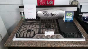 """New Frigidaire 36"""" Gas Cooktop with Griddle for Sale in Chula Vista, CA"""