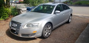 2006 Audi A6 Driverside fender & Misc parts for Sale in Kent, WA