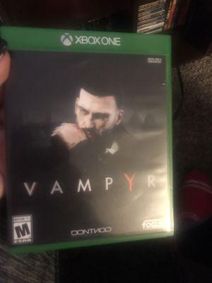 Vampyr for Sale in Whittier, CA