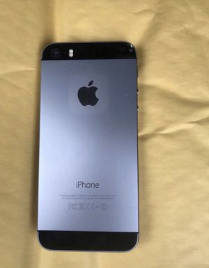 Iphone 5 Space Gray for Sale in Inglewood, CA