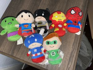 Super Hero Plushies for Sale in Berwyn, IL