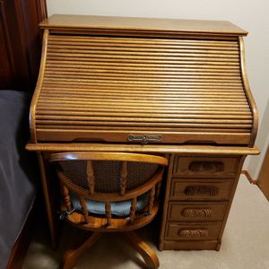 Roll Top Desk for Sale in Kent, WA