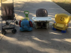 Assortment of Children's Items for Sale in San Antonio, TX
