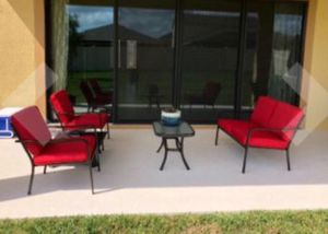 New!! patio set, patio conversation set, outdoor chairs, pool chairs, garden set, outdoor dining set, patio furniture for Sale in Scottsdale, AZ