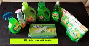Gain Household Bundle for Sale in Lanham, MD