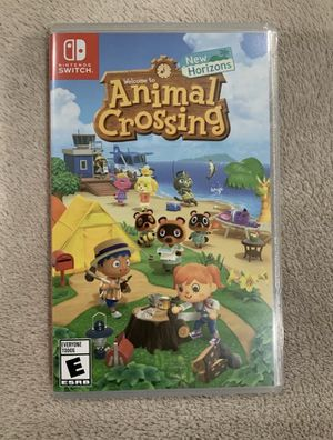 Animal Crossing New Horizons Nintendo Switch FREE SHIPPING for Sale in Claremont, CA