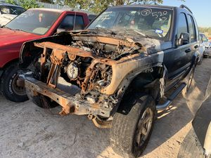 2004 Jeep Liberty For Parts for Sale in Houston, TX