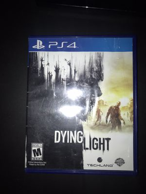 Dying Light PS4 Game for Sale in Las Vegas, NV