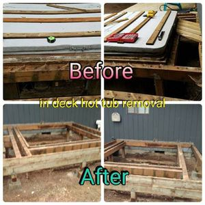 Junk hot tub removal for Sale in Kent, WA