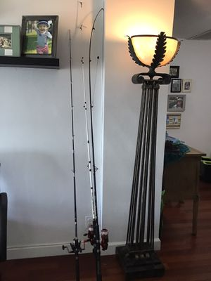 3 fishing poles for Sale in Miami, FL