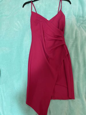 Blue Blush fitted dress for Sale in San Antonio, TX