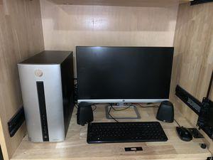 HP desktop for Sale in Yuma, AZ