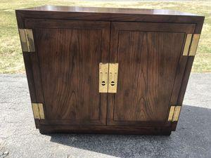 Storage cabinet end table for Sale in Staunton, VA