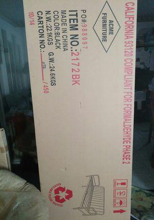 New black futon frame for Sale in Glen Allen, VA