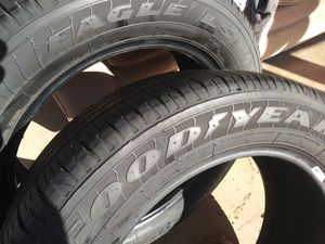 2 GoodYear Eagle LS 2 p225/55r17 95t for Sale in Abilene, TX