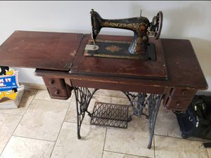 Antique sewing machine for Sale in Northbrook, IL