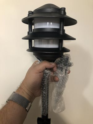 Low voltage patio Malibu lights for Sale in Norco, CA