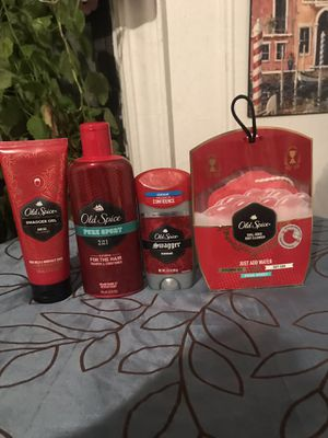 Old spice deal for Sale in Bronx, NY