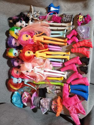 G4 My Little Pony Dolls - Huge Lot of 10 (READ DESCRIPTION) for Sale in Phoenix, AZ