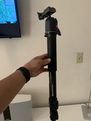 Manfrotto monopod made in Italy. for Sale in Anaheim, CA