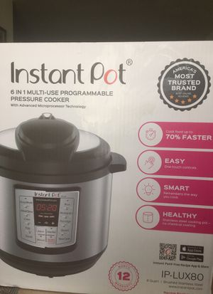 Instant Pot/Pressure Cooker for Sale in Los Angeles, CA