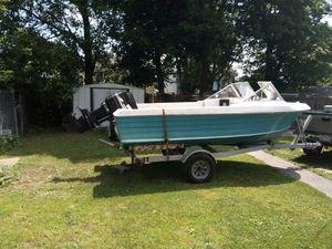 75 Mercury runs good will trade for boat trailer for Sale in Fall River, MA
