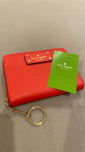 Brand new Kate Spade red wallet for Sale in Baldwin Park, CA