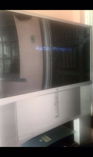 Projection Sony TV & TV Stand for Sale in Miami, FL