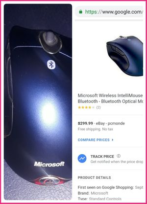 Microsoft bluetooth mouse for Sale in Santa Fe, NM