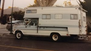 1969 ford f250 camper special for Sale in Los Angeles, CA