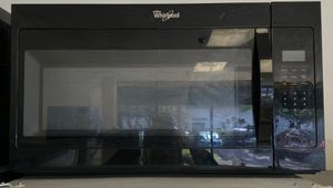 WHIRLPOOL MICROWAVE ( INSTALLATION INCLUDED ) for Sale in Orlando, FL