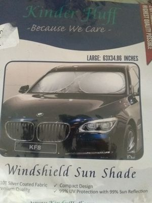 Windshield cover for Sale in Las Vegas, NV
