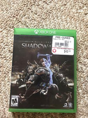 Shadow of War for Sale in Lynchburg, VA