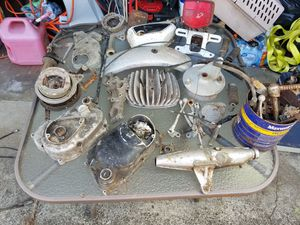 Old motorcycle parts for Sale in Cornelius, OR