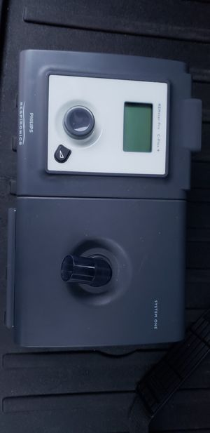 Phillips CPAP machine with power cord for Sale in Highland, CA