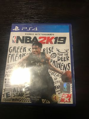 NBA 2k19 for Sale in Chicago, IL