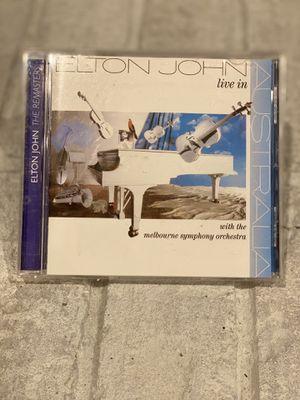 Elton John Live in Australia CD for Sale in Colleyville, TX