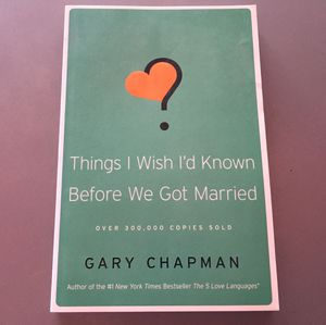 Things I Wish I Knew Before I Got Married Book for Sale in Costa Mesa, CA